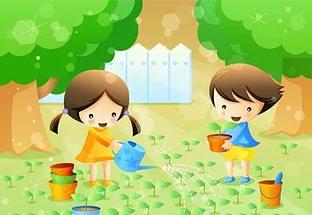 Воспитание у детей младшего дошкольного возраста навыков  в самообслуживании